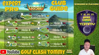 Golf Clash tips, Clubguide - ALL DIVISIONS - Summer Major Tournament! Rookie-Pro-Expert-Master!