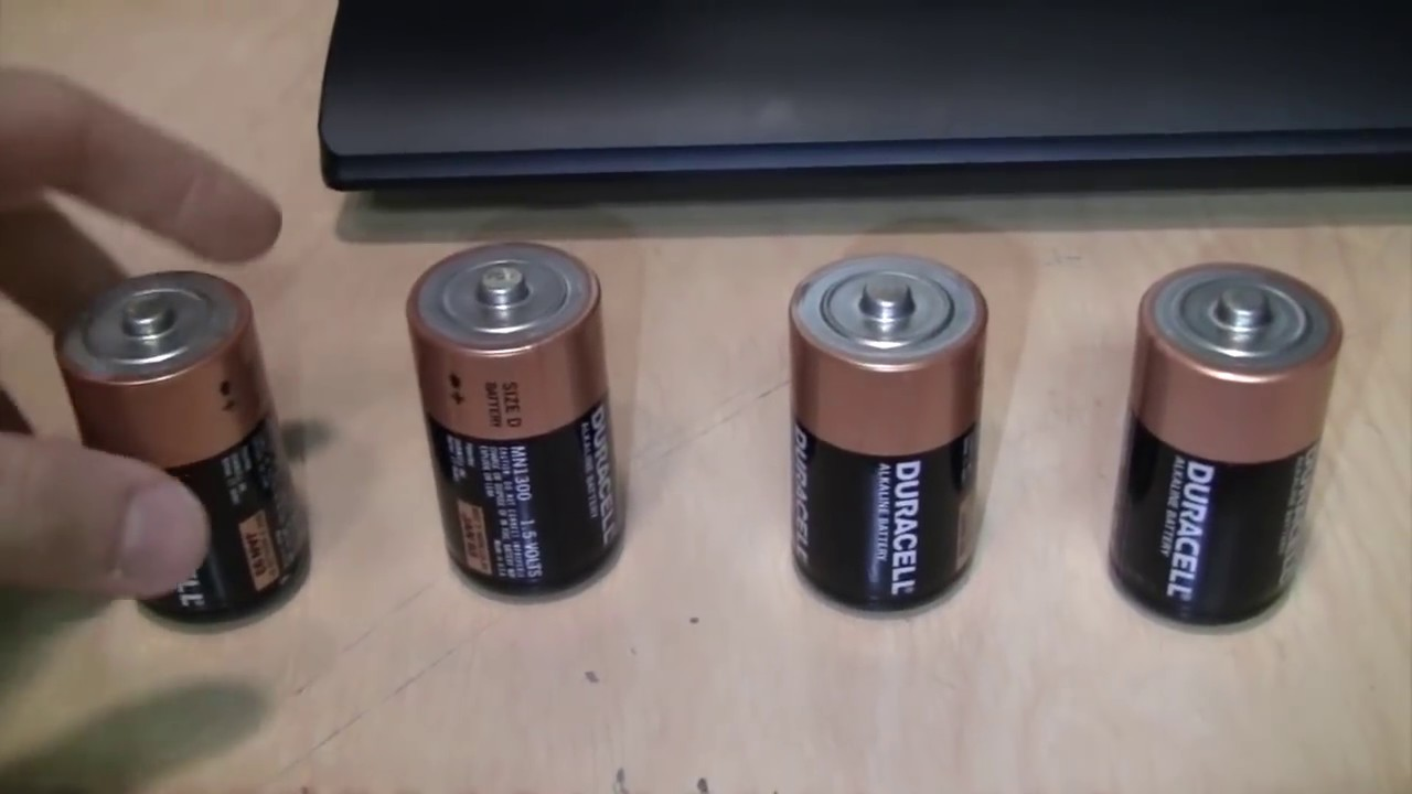 Duracell Batteries That Expired 25 Years Ago Are Still Working You