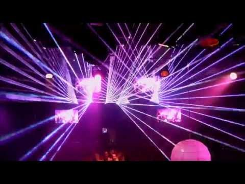 first full diode lasershow in HOLLAND Amsterdam