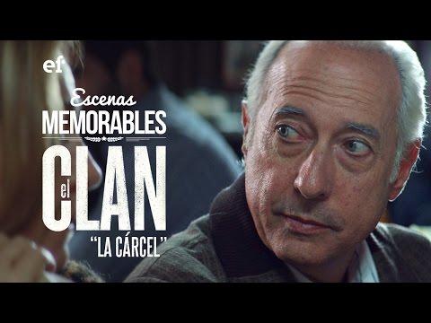 ESCENAS MEMORABLES - GUILLERMO FRANCELLA - EL CLAN - LA CARCEL