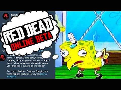 ROCKSTAR IS FAILING THE RDR2 ONLINE COMMUNITY! RED DEAD