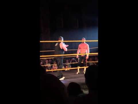 Kevin Owens Returns to NXT to Confront Sami Zayn at the Turner Hall in Milwaukee