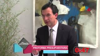 Tesis y Antítesis - Programa 54 - Proforma Presupuestaria