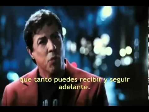 Rocky Balboa Discurso Motivacion