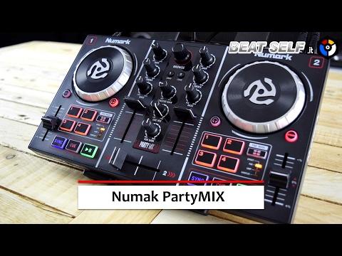 Numark Party MIX Recensione Ita