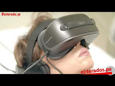 Realidad virtual usada para ayudar a pacientes con cáncer