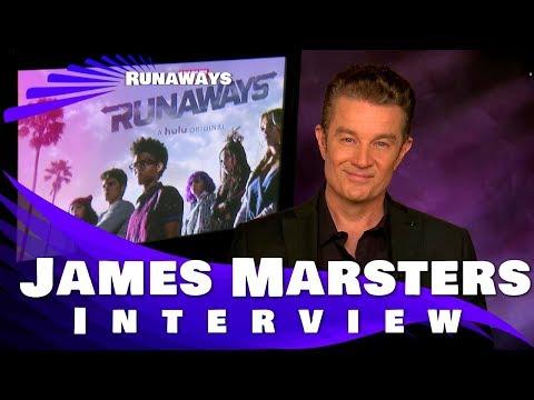 RUNAWAYS  JAMES MARSTERS