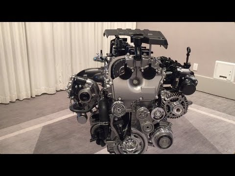 All-new 2.7-liter turbocharged engine for the 2019 Chevy Silverado 1500