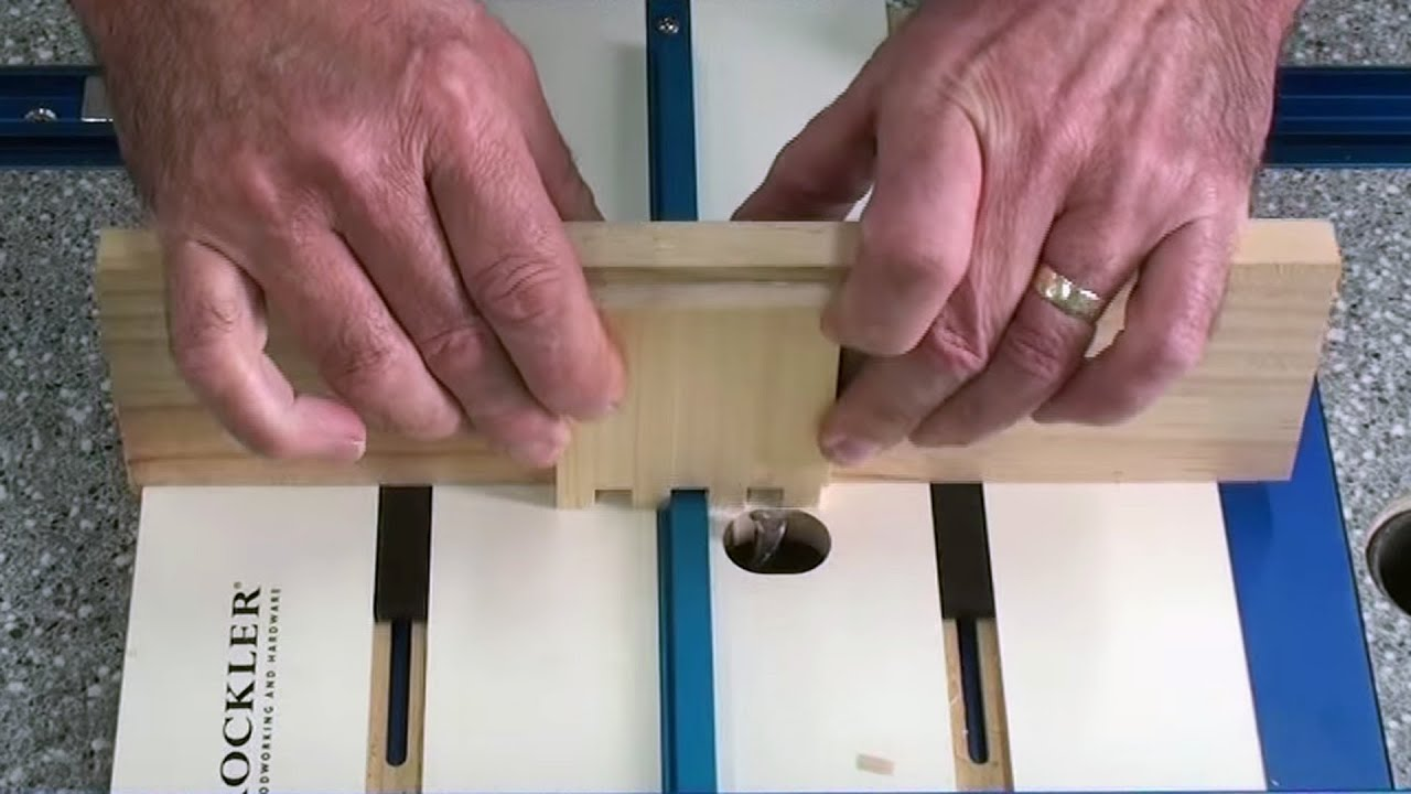 How to rockler box joint jig dave stanton diy woodworking how to rockler box joint jig dave stanton diy woodworking youtube greentooth Gallery