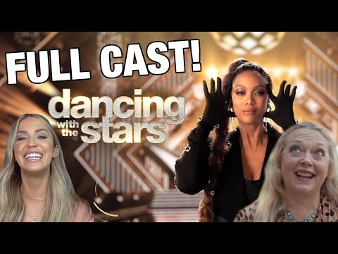 The Dancing With The Stars FULL Cast (And Why They're On)
