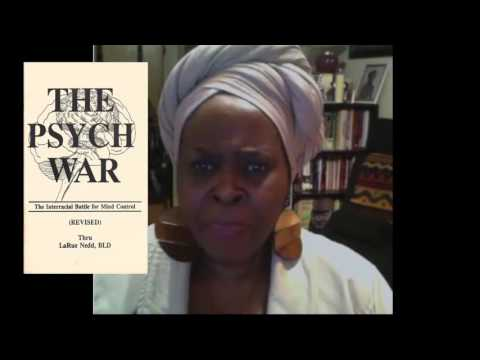 The Psych War   Read by Queen Ifama