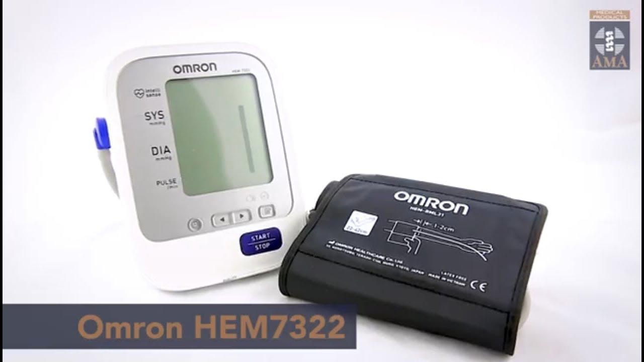 Omron HEM-7322 Review   Blood pressure monitor   CHOICE