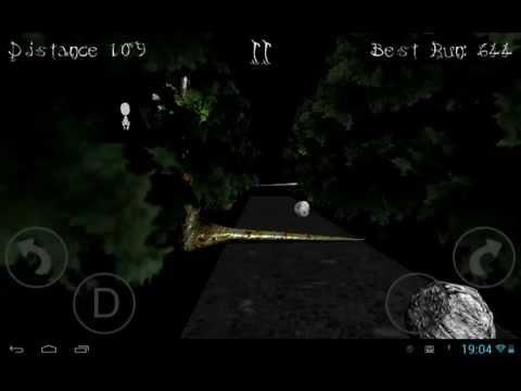 Slender Run Gameplay
