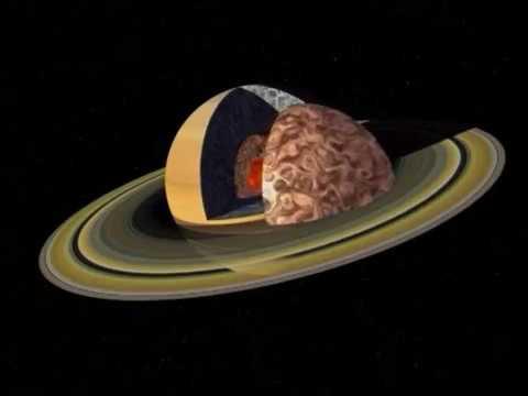 """Все тайны космоса: #15 - Сатурн - """"властелин колец"""""""