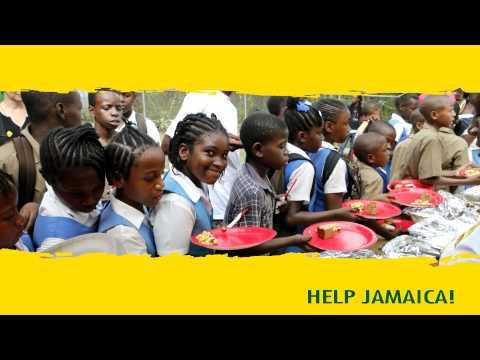 Ephraim Juda ls. Ganjaman - HELP Jamaica! (Foto Slideshowvideo)