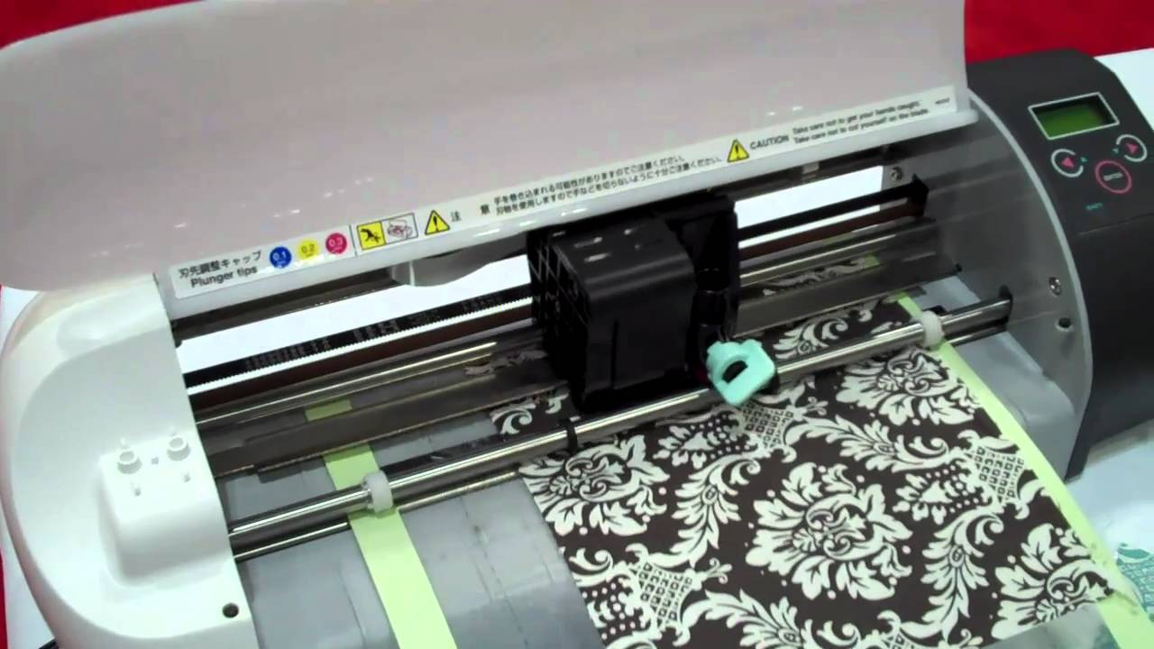 Silhouette sd digital craft cutter by silhouette america for Craft die cutting machine