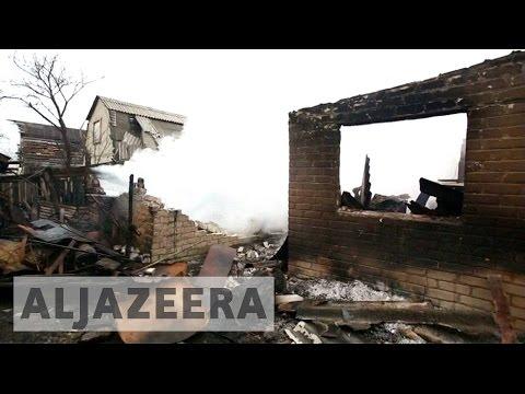 Fresh clashes threaten shaky Ukraine truce