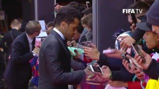 FULL REPLAY: RED CARPET at FIFA Ballon d