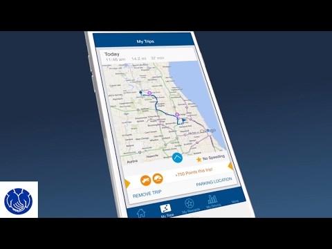 Allstate Mobile - Drivewise Demo | Allstate Insurance