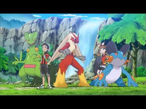 Bande Annonce En Dessin Animé De Pokémon Rubis Oméga Et