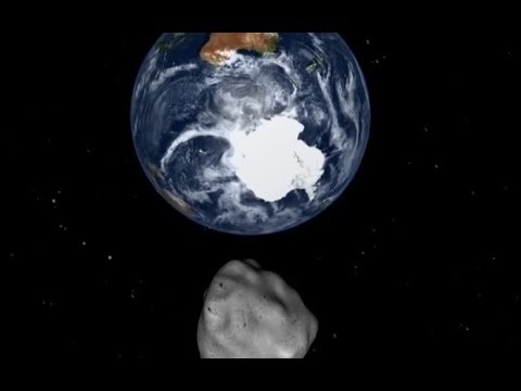 Asteroid hits New York in NASA simulation to find out how