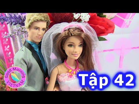 ❤Cuộc Sống Barbie & Ken (Tập 42) Đám Cưới  Terasa Và Peeta - Chị Bí Đỏ Kênh GoodMorningVietnam