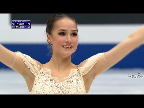 Alina ZAGITOVA - SP - 2019 World Championships - Алина Загитова - アリーナ・ザギトワ - 世界選手権