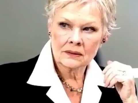 Judi Dench is