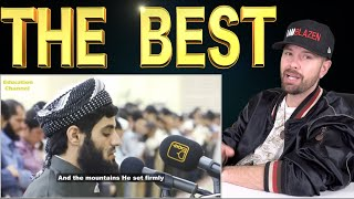 CHRISTIAN REACTS to BEST QURAN RECITATION in the World by Mohammad al Kurdi