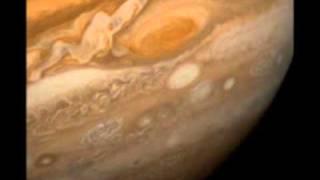 Planeta Jowisz dźwięk zarejestrowany przez Voyagera