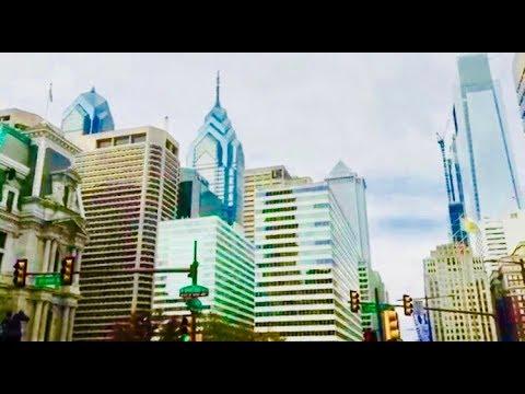 Philadelphia PA Historic District & Chinatown