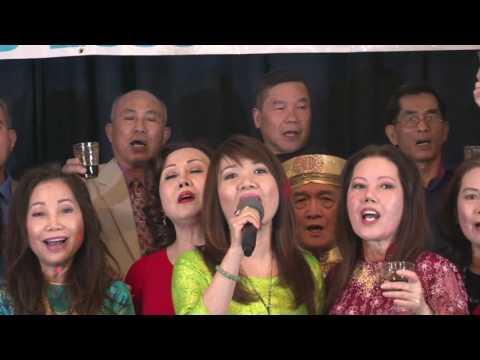 Radio Saigon Dallas 1600 am và SBTNTX tổ chức tiệc tất niên