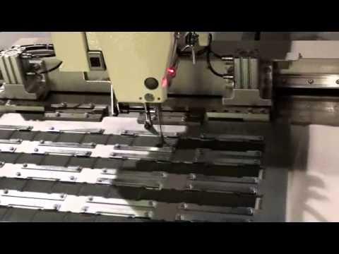 BROTHER BAS40GX Programmable Pattern Sewing Machine FunnyCatTV Best Juki Ams224e Programmable Sewing Machine