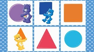 Care Bears Fun to Learn (Shapes)