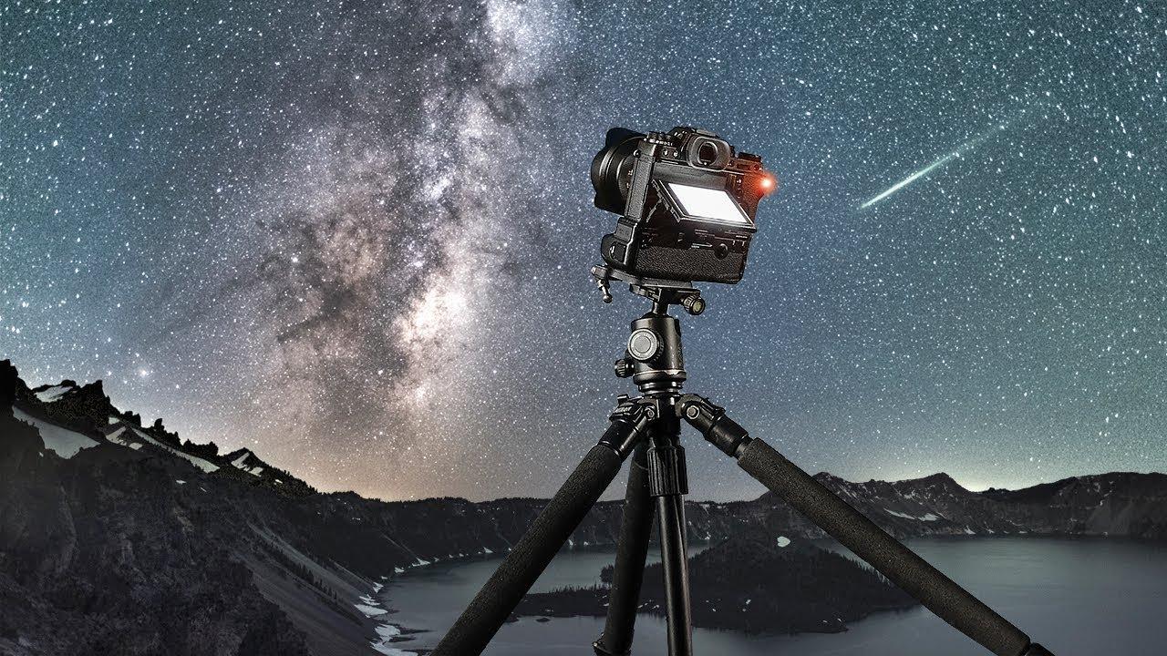 Cara Memotret Langit Malam untuk Astrofotografer Pemula