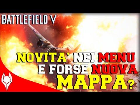 BATTLEFIELD V - NOVITÀ NEI MENU DI GIOCO & FORSE NUOVA MAPPA IN ARRIVO? thumbnail
