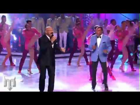Oscar D'Leon feat. Jose Alberto (el canario) y Chiquito Team Band - Lloraras, Lejos de Ti, Mambo