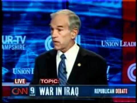 Incredible Ron Paul Video   YouTube