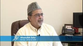 Great is Mirza Ghulam Ahmad, The Messiah - History of Ahmadiyya Muslim Jamaat in USA