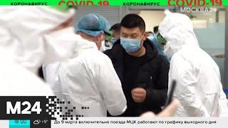В России за сутки выявили четыре новых случая заражения коронавирусом - Москва 24