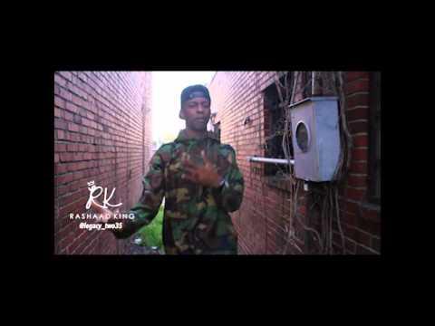 Rashaad King - Go Off (RepDaKingMag #SYH16 Contest Runner-Up)