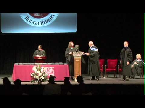 Rockford Roosevelt High School Graduation 2012