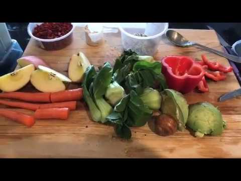Anti-Cancer Lunch Smoothie