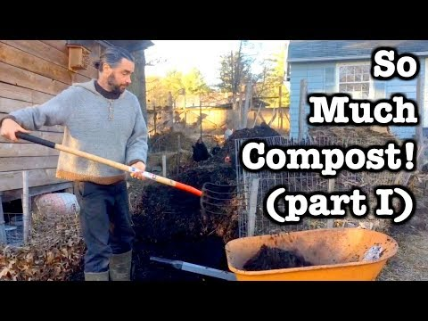 So much compost...  Part I