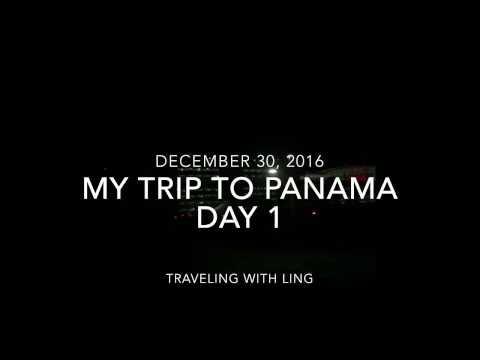 TRAVELING TO PANAMA