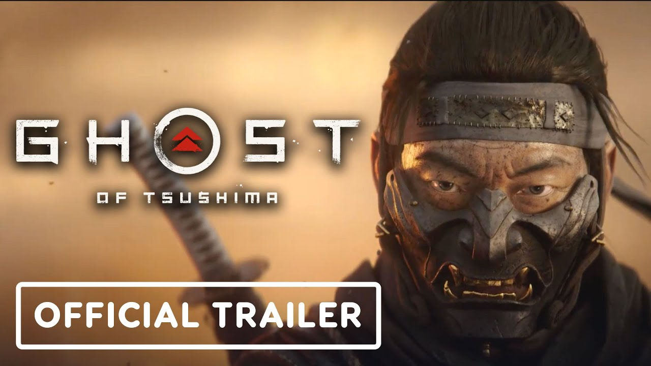 Ghost of Tsushima - Official Cinematic Trailer