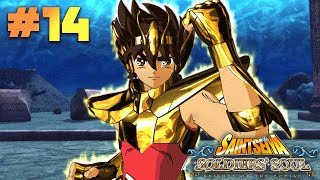 Saint Seiya : Soldiers Soul | Gameplay FR - Episode 14 : Océan ( PS4 )