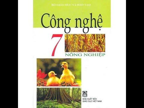 MÔN CÔNG NGHỆ 7. CHỦ ĐỀ 1