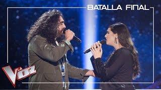 Auba Estela Murillo y Tomás Basso cantan 'Si tú no vuelves'   Batalla final   La Voz Antena 3 2019 thumbnail