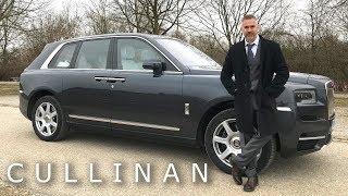 Rolls Royce Cullinan 2019 | Ehrlicher Test mit Manou Lubowski | Fahr doch